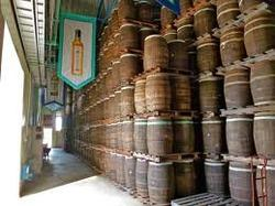 Once Used Oak Barrels Storage Tanks Drums Containers Nee Dee