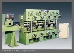 Tube Straightening Machine with 10 Rolls