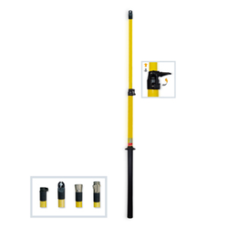 Telescopic Pole - Telescopic Handle Latest Price, Manufacturers