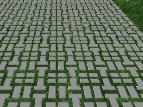Grass Pavers Manufacturer From Gurgaon