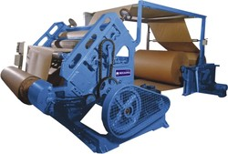 Paper Oblique Corrugation Machine And Fingerless Also