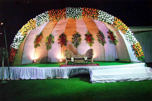 Stage decoration event planner and all kinds pandal tent stage decoration thecheapjerseys Images