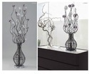 Diyas Table And Floor Lamp Viola
