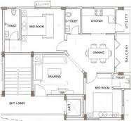 Architecture Design Map Of House