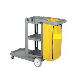 Complete Cleaning Trolley