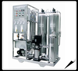 Solutions packaging Stainless Steel Pure Water Filter Machine, For Commercial, Automation Grade: Automatic