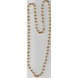 Plated Beaded Chain