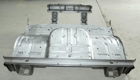 Under Body Frame Assemblies, Large Stamp Assemblies | Nanekarwadi ...