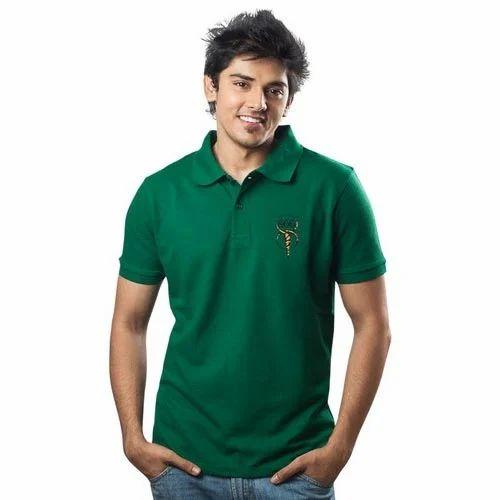 d99de7c81 Any Unisex Men's Collar T-Shirts, Rs 200 /piece, Chiller Fashion ...
