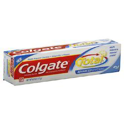 Toothpaste Boxes