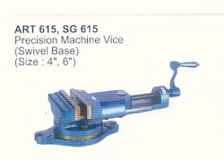 precision machine vice swivel base