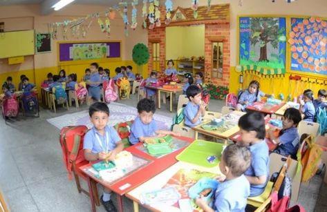 Nursery Class Play Classroom Service Provider From Faridabad