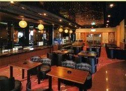Bar Cum Restaurant Interior Design Services