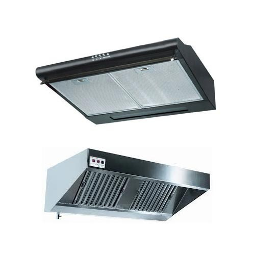 Commercial Kitchen Exhaust Hood - R  S  Industries, New