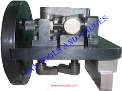 VMC Rotary 4th Axis Fixture
