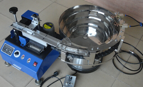 Radial Loose Capacitor Leg Cutting Machine Automatic