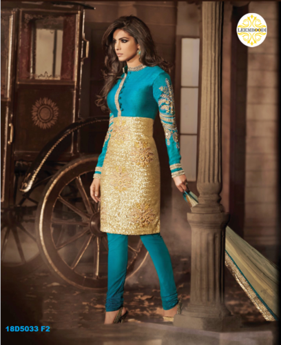f8823c620fad Wedding Anarkali Designer Dress - Designer World, Surat | ID: 7772198512
