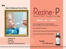 Promethazine 5 Mg and Paracetamol 125 Mg
