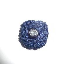 Indigo Button