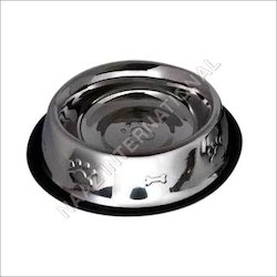 Embossed Dog Bowl
