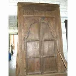 Antique Old Door