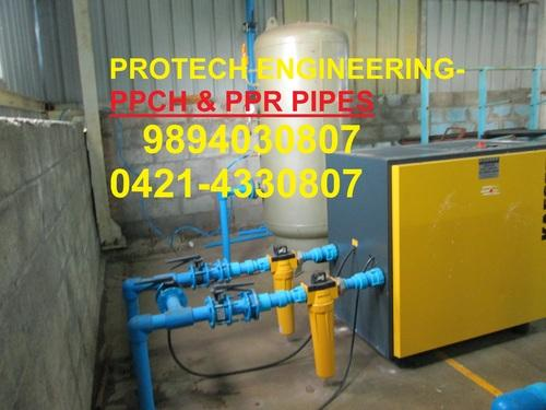 PPCH Pipe | Protech Engineering | Service Provider in