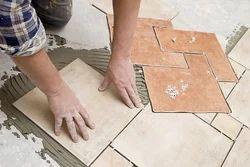 Granite Flooring Work