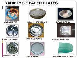 Paper Plat & Dona