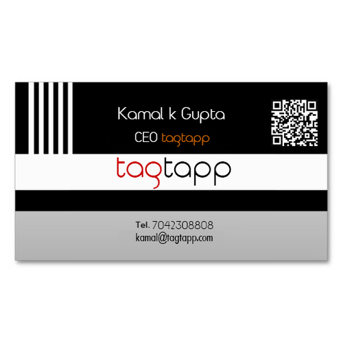 Nfc business cards tagtapp wholesaler in delhi id 7622155997 nfc business cards reheart Gallery