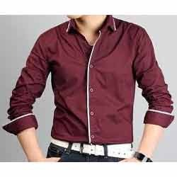 Mens Cotton Shirt | Synthotex | Manufacturer in Mahaveer Chowk ...