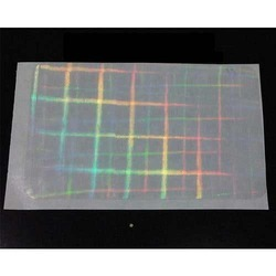 PVC Card Transparent Holograms