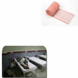 Elastic Adhesive Bandage for Hospitals