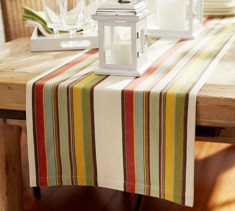 Exceptionnel Cotton Table Runner