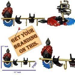 Krishna Key Hanger Brass Designer Articraft