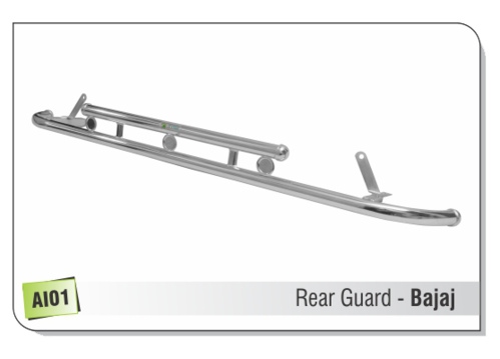 5 Star Auto >> 5 Star Auto Accessories Manufacturer Of Rear Guard Side Guard