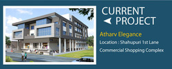 Atharva Elegance Commercial Shopping Complex
