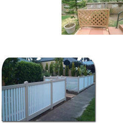 WPC Fencing for Gardens