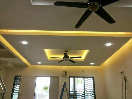 Gypsum False Ceiling Contractor In Kolkata Decor Enterprise De