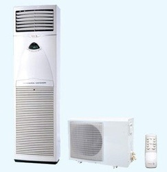Non Central Air Conditioning System Floor Mounted Tower