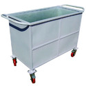 Medical Waste Trolley