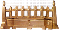 Classic Vague Brass Fret