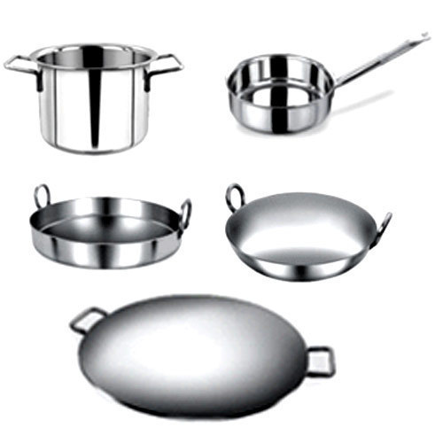 Kitchen Utensils And Cookware Stainless Steel Utensil