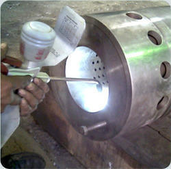 Metal Spray Coating