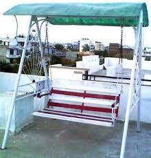 Home Iron Jhoola View Specifications Details Of Outdoor Swing By