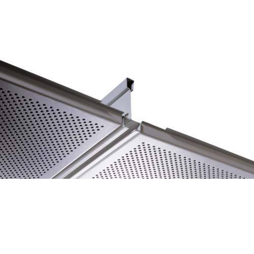 Galvanised Grey Metal Ceiling Thickness 2 Mm Id