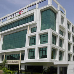 Technology Centers - Hsbc Global Interior Design Service Provider