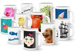 Digital Printing On Mugs Services