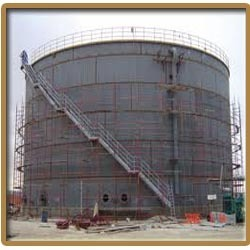 Storage Tank Erection Service In India