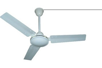 Rajivihaan Solar Bldc Ceiling Fan 12v With Ac Dc Adapter