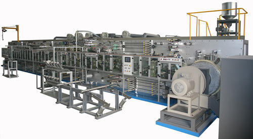Image result for Baby Diaper Making Machine